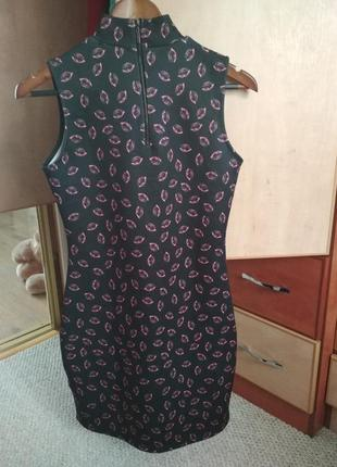 Платье в губки, zuiki italia