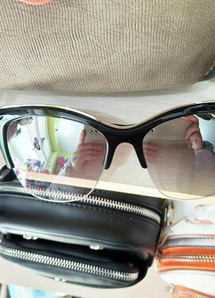 Стильные трендовые очки cat eyes