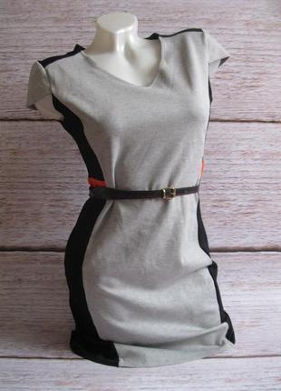 """""""умное"""", комбинированное платье, моделирующее силуэт от kevin&zhen"""