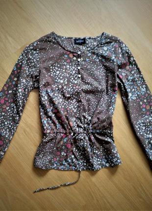Блуза/кофта легкая из натурального материала