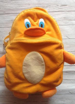 Яркий детский рюкзак!