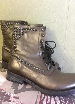 Брендовых ботинки, ash, демисезонные