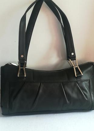 Статусная кожаная сумка