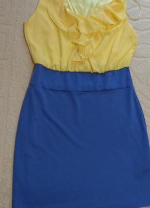 Очень красивое платье oodji