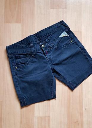 Брендовые джинсовые шорты от replay