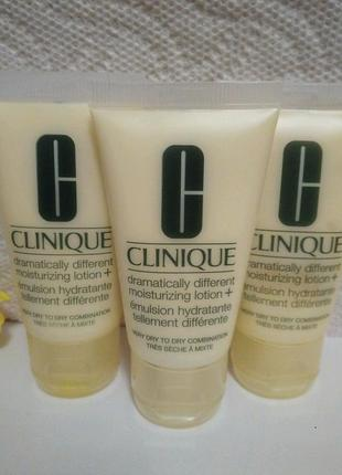 Clinique dramatically different moisturizing lotion 30ml