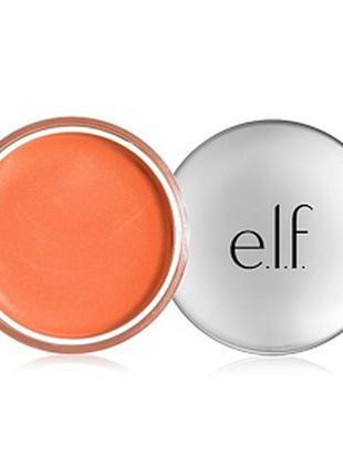 Компактные румяна, оттенок персик e.l.f. cosmetics,peach perfection