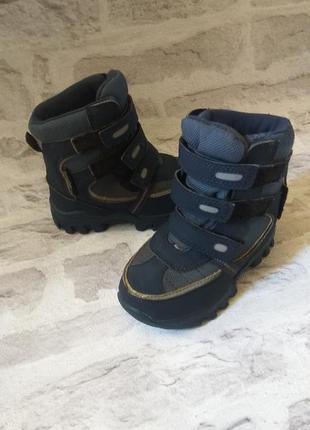 Термо- ботинки/ сапожки / сапоги.