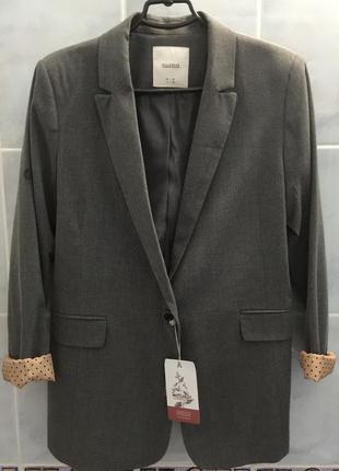 Стильный пиджак, жакет