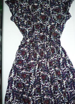 Короткое платье в принт atmosphere