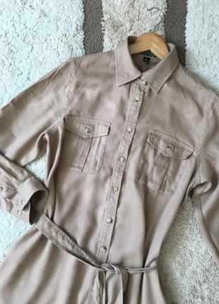 Рубашка-туника ralph lauren