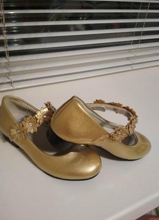 Туфлі для меленької принцеси clibee