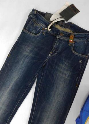 Темные качественные джинсы object  размер 26 на высокую девушку.