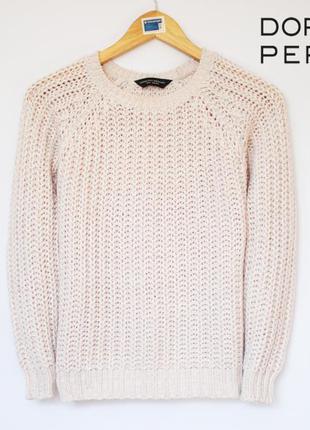 Вязаная кофта свитер dorothy perkins