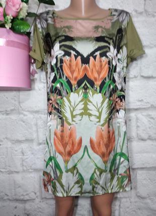 Блуза удлиненная  р 14 george