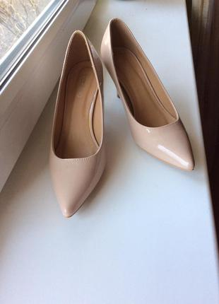 Вечерние туфли boohoo на среднем каблуке