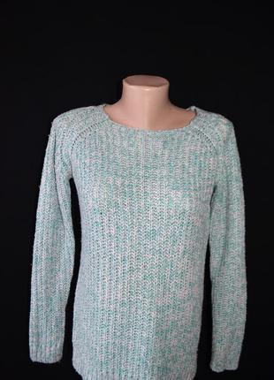Меланжевый свитерок new look