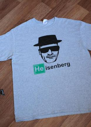 70afb18e0e9d8 Breaking bad, во все тяжкие, уолтер уайт, хайзенберг, heisenberg футболка