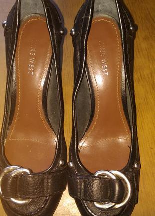 Туфли nine west 38 размера