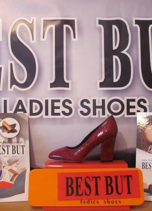 Распродажа! кожаные туфли (польша)  - разные размеры2