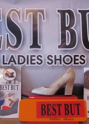 Распродажа! кожаные туфли (польша)  - разные размеры