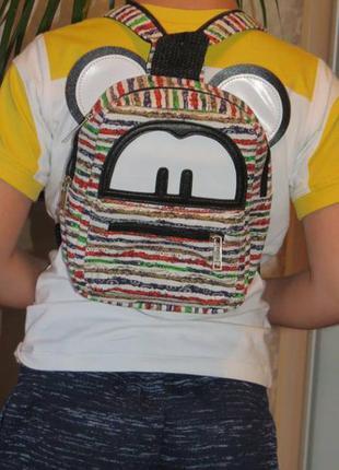 Рюкзак для деток с ушками