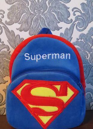 Рюкзак супер мен