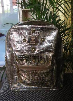 Супер рюкзак для модниц