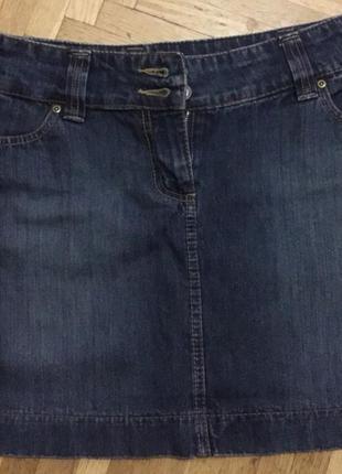 Новая джинсовая юбка, без этикетки