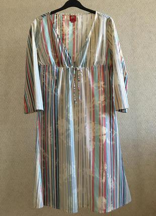 Платье туника miss sixty
