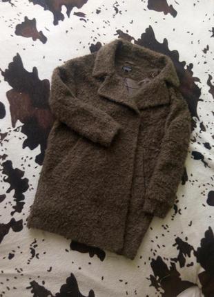 Цену снижено! шерстяное пальто boyfriend oversize трендовое пальто бойфренд оверсайз