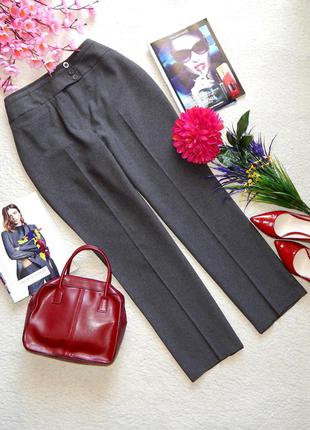 Базовые прямые брюки marks & spencer классического кроя