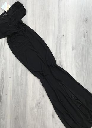 Платье макси  missguided