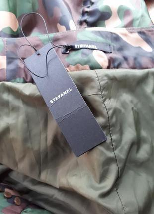 Камуфляжная юбка4