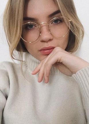 Стильные, модные имиджевые очки. очки для стиля, очки для имиджа, очки для компьютера