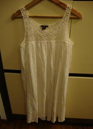 Бомбезное платье, туника, сарафан h&m