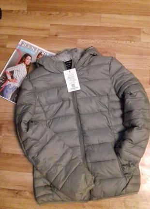Куртка демисезонная брендовая