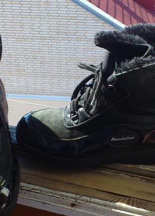 Ботинки женские зимние kandahar (швейцария)