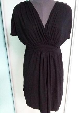 Короткое платье (туника,удлиненная футболка)