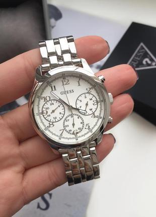 Стильные, крутые часы guess в стиле унисекс из новой коллекции 2018! оригинал!
