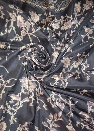 Акция, на все платки до 18 апреля,  шелковый платок большой