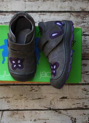 Jumping jacks изумительные ботиночки, замш+кожа, качество!!! 9/26