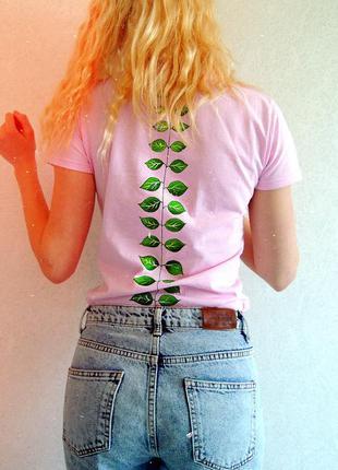 Нереально крута футболочка♥ handmade ♥