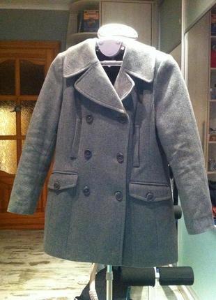 Новое, стильное, зимнее пальто на погоду от +5 до -15