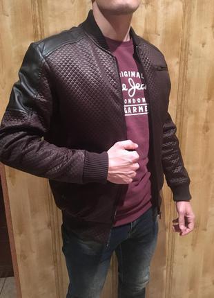 Куртка мужская/курточка/бомбер/чоловіча куртка