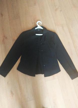 Качественный плотный пиджак/блуза