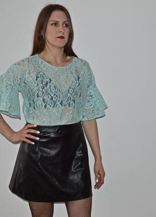 Кружевная блузка atm