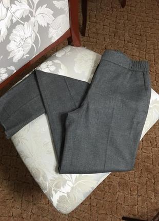 Massimo dutti шерстяные брюки