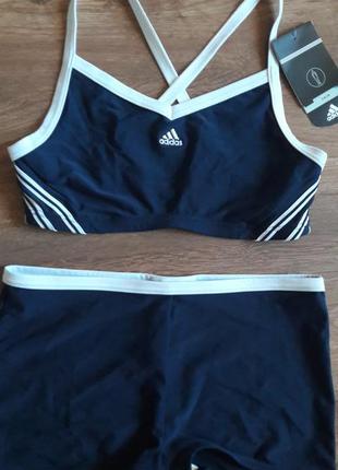 Крутой костюм для плаванья (купальник) adidas р.14