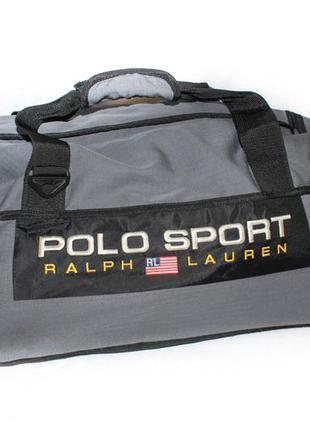 Спортивная / дорожная сумка polo sport ralph lauren